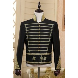 Europe Military Band Style Men Suit