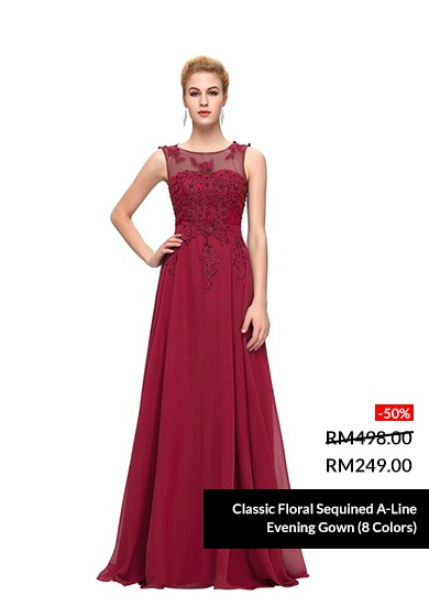 Wedding & Evening Gowns Galore